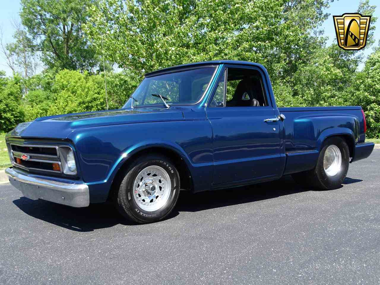 Large Picture of Classic 1967 Chevrolet C10 located in O'Fallon Illinois - $19,995.00 - LV0B