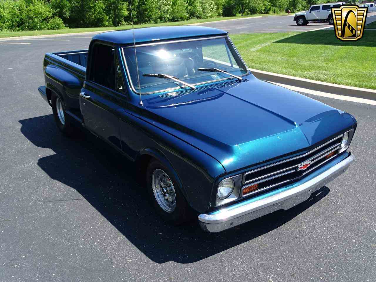 Large Picture of Classic 1967 Chevrolet C10 located in O'Fallon Illinois - $19,995.00 Offered by Gateway Classic Cars - St. Louis - LV0B