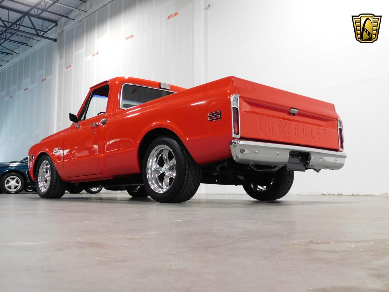 Large Picture of '71 C10 - LV0C