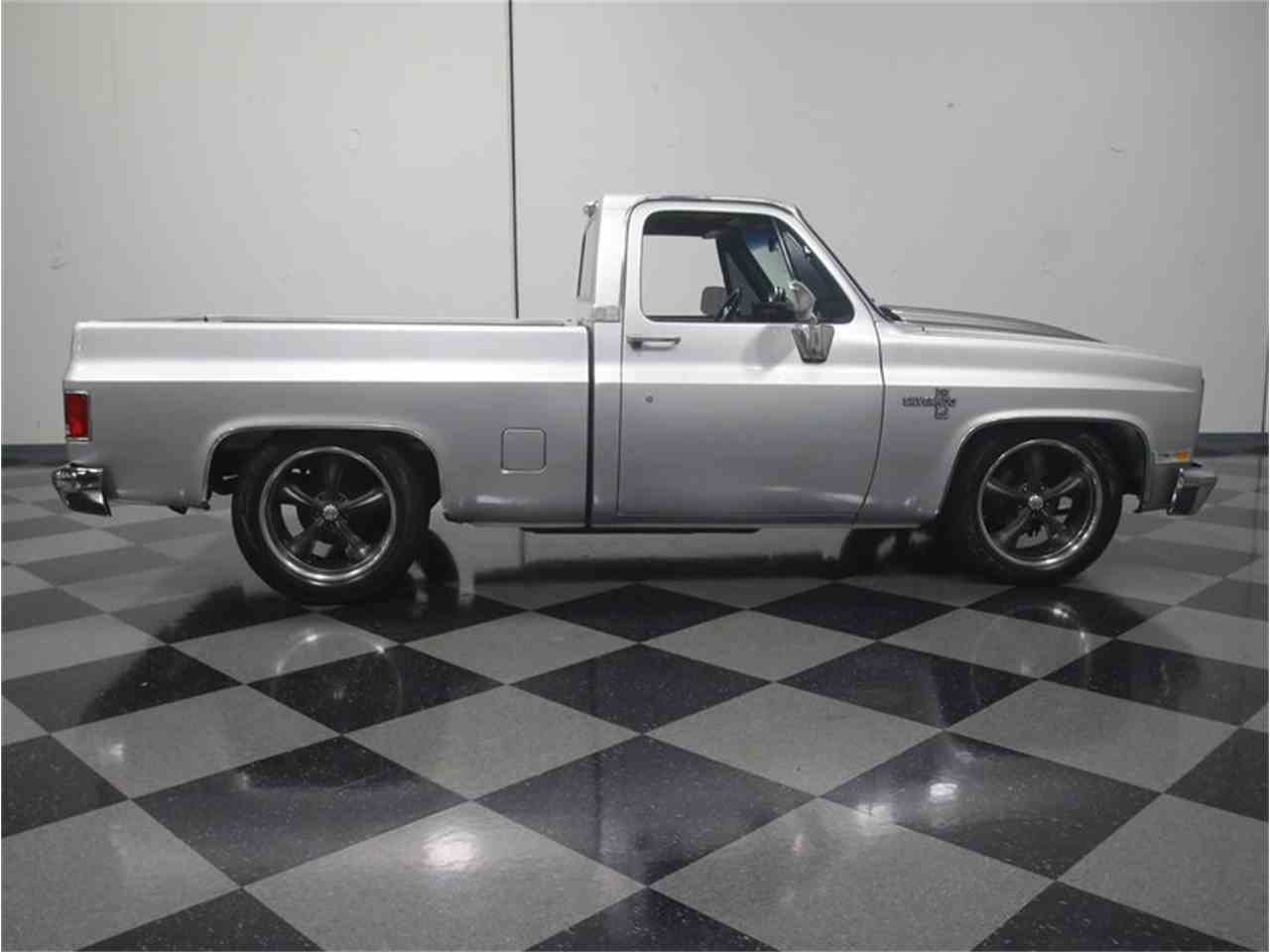 Large Picture of '86 C10 - LV0I