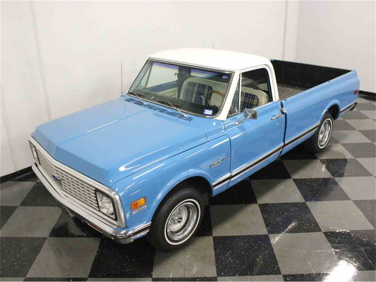 Large Picture of '72 C10 - LV0W