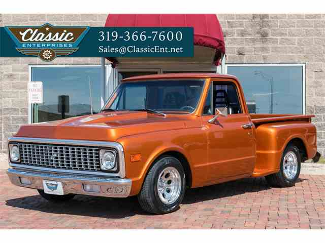 Picture of Classic 1972 Chevrolet C10 - $25,950.00 Offered by Classic Enterprises - LV11