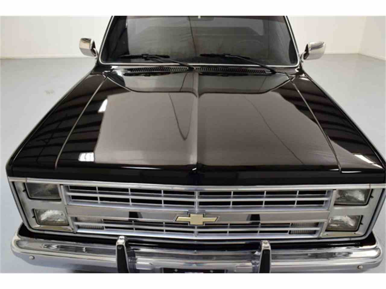Large Picture of '86 C10 located in Mooresville North Carolina - LV12