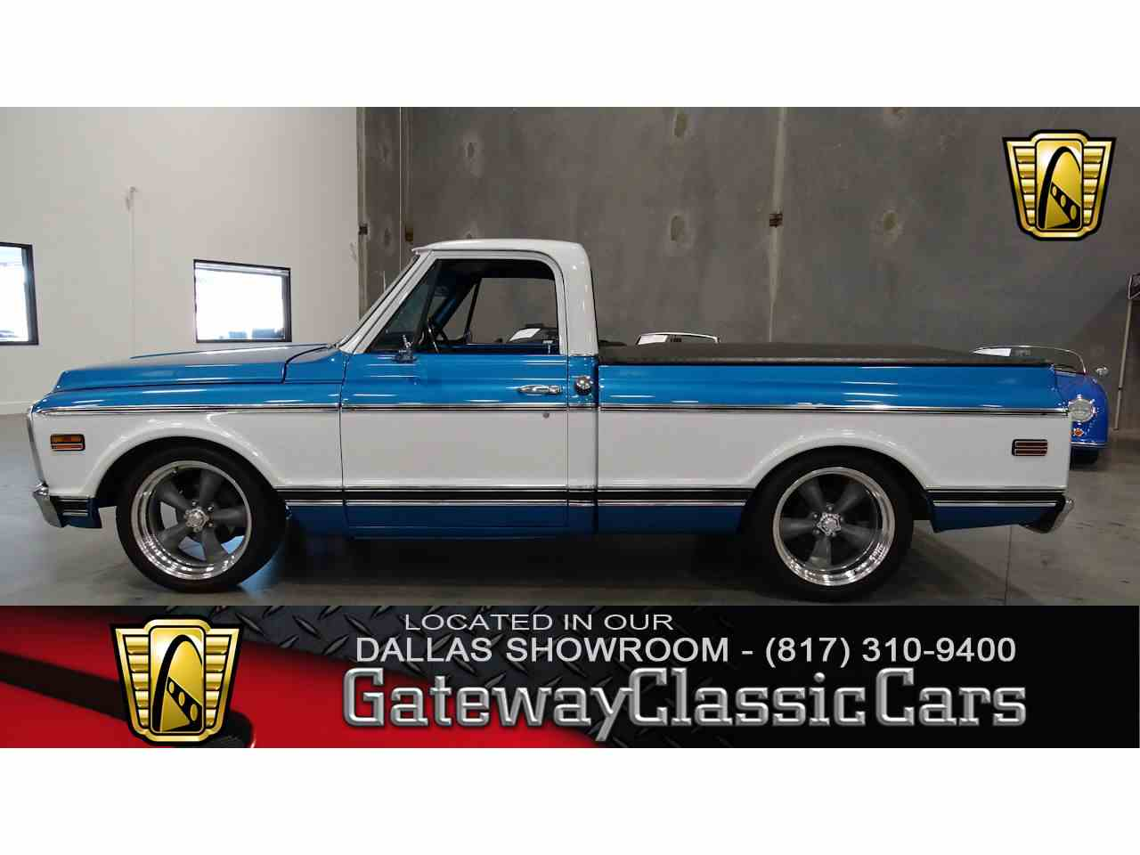 Large Picture of Classic 1971 C10 - $32,595.00 Offered by Gateway Classic Cars - Dallas - LV14