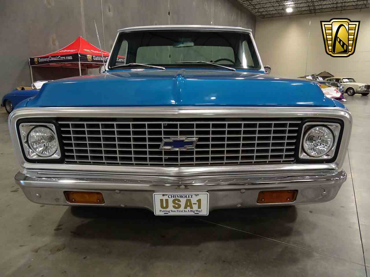 Large Picture of Classic 1971 Chevrolet C10 - $32,595.00 Offered by Gateway Classic Cars - Dallas - LV14