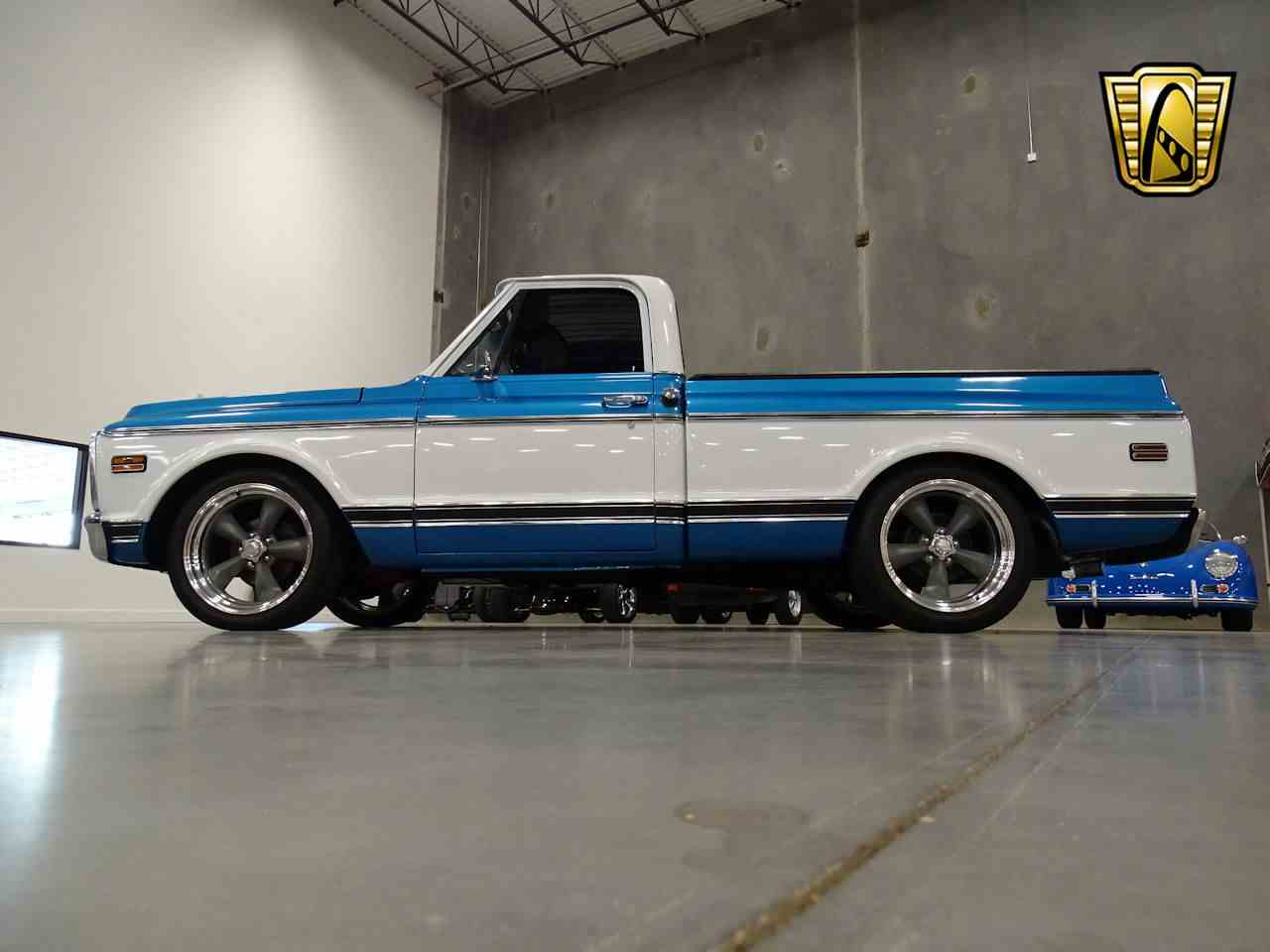 Large Picture of Classic 1971 Chevrolet C10 - LV14