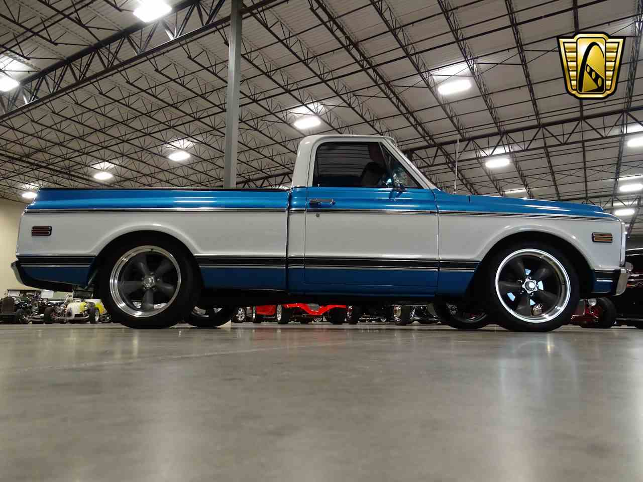 Large Picture of '71 Chevrolet C10 - $32,595.00 Offered by Gateway Classic Cars - Dallas - LV14