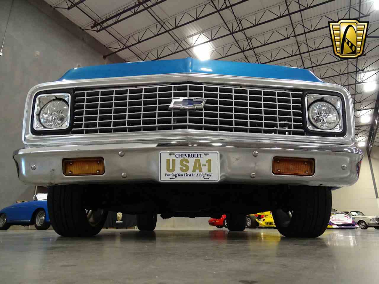 Large Picture of '71 Chevrolet C10 - $32,595.00 - LV14