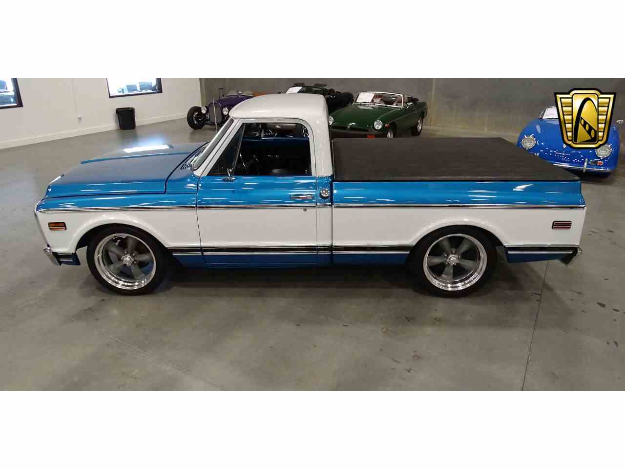 Large Picture of '71 C10 Offered by Gateway Classic Cars - Dallas - LV14