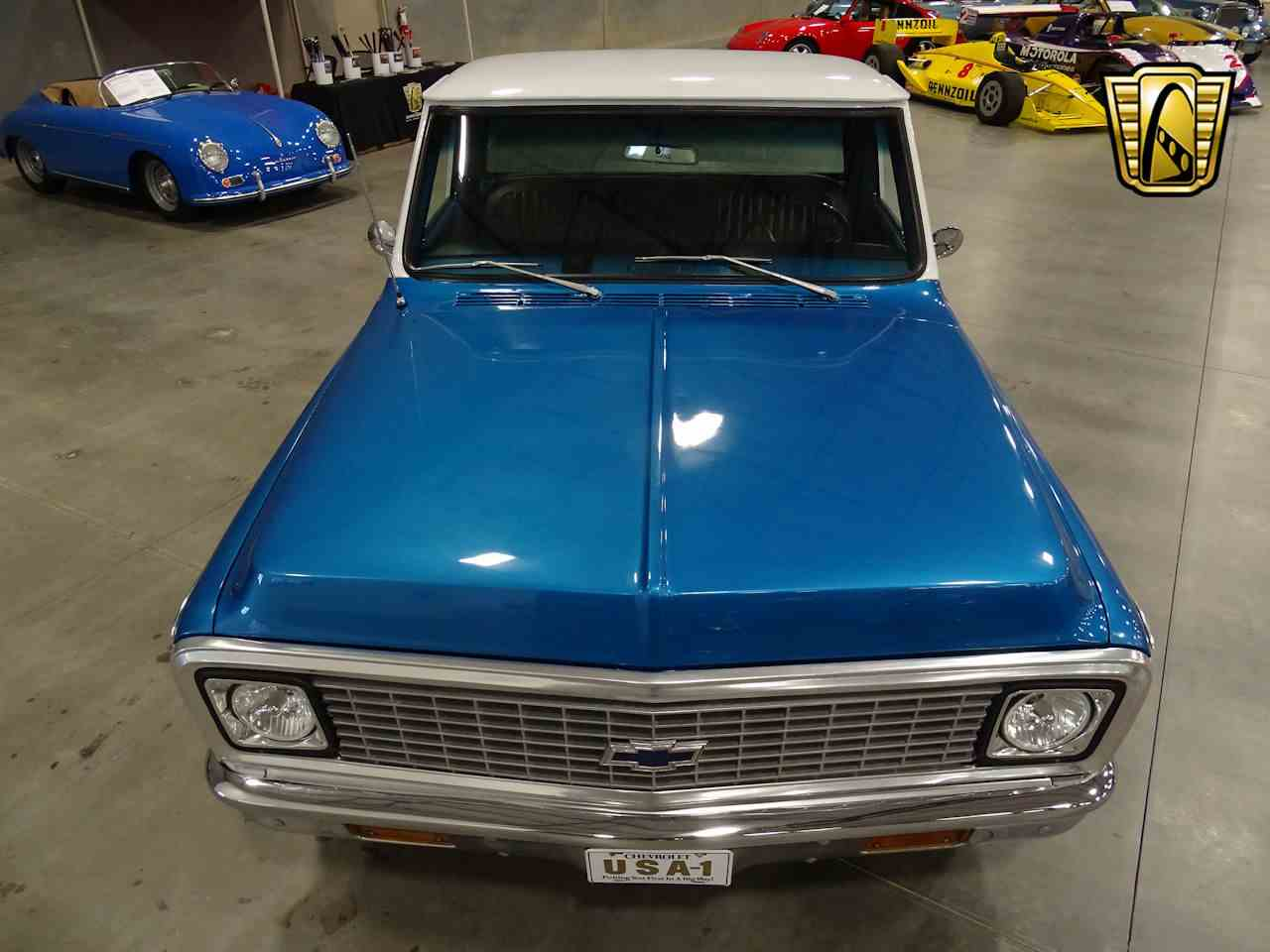 Large Picture of Classic 1971 C10 Offered by Gateway Classic Cars - Dallas - LV14