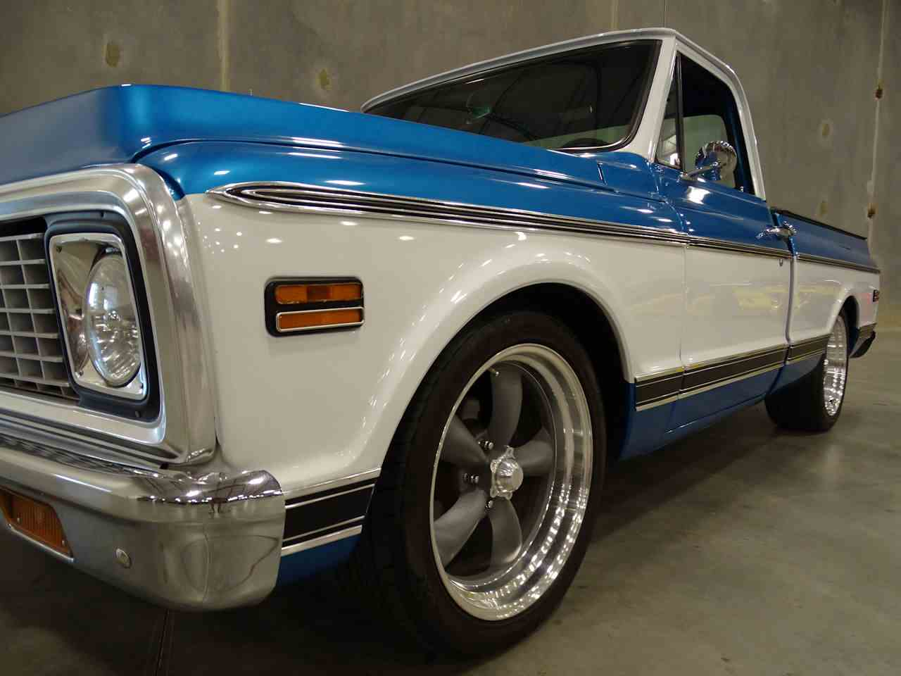 Large Picture of Classic '71 C10 located in DFW Airport Texas - $32,595.00 Offered by Gateway Classic Cars - Dallas - LV14