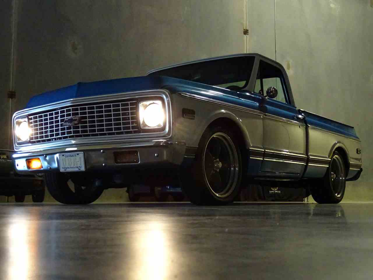 Large Picture of Classic '71 Chevrolet C10 - LV14