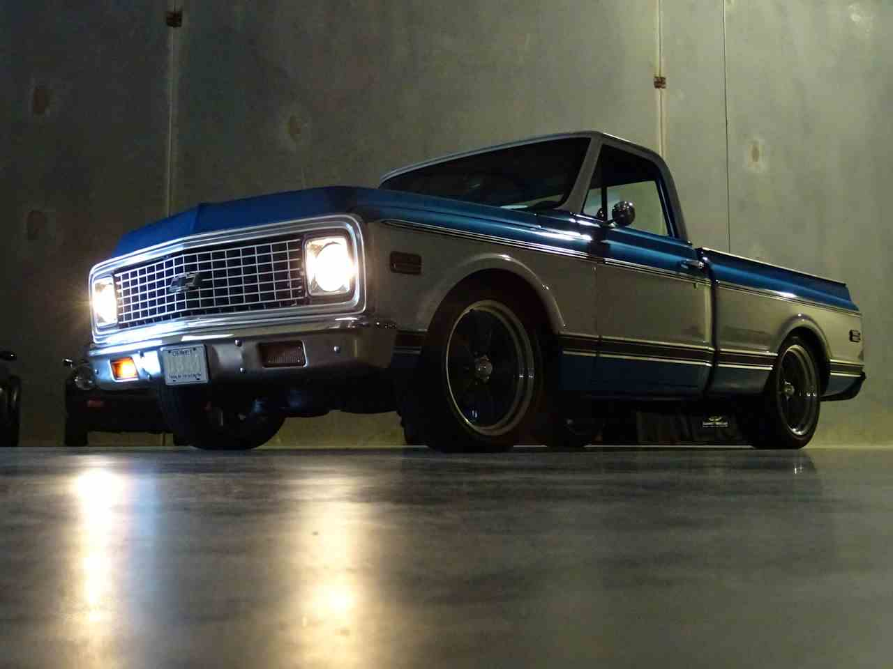 Large Picture of '71 Chevrolet C10 Offered by Gateway Classic Cars - Dallas - LV14