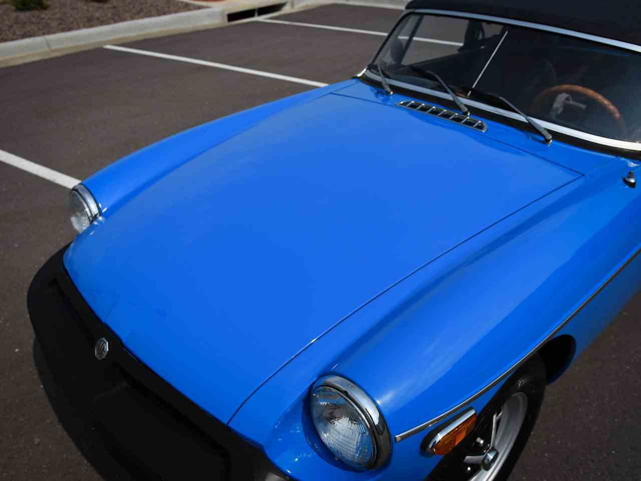 Large Picture of '80 MGB - LV17