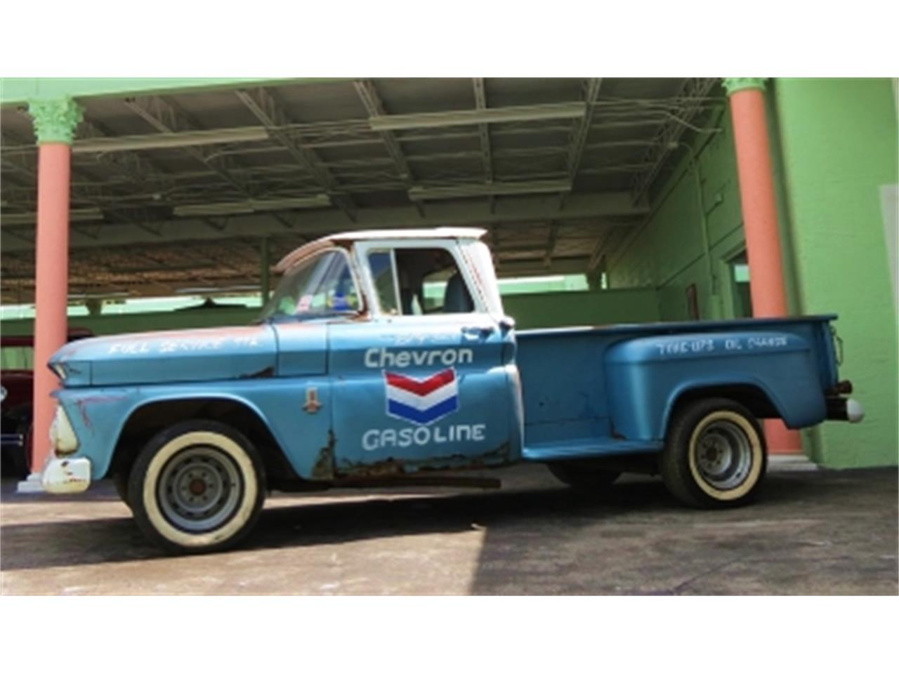 Large Picture of '63 C10 - LV1C