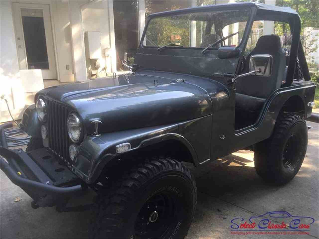 Large Picture of '75 CJ5 - LV1D