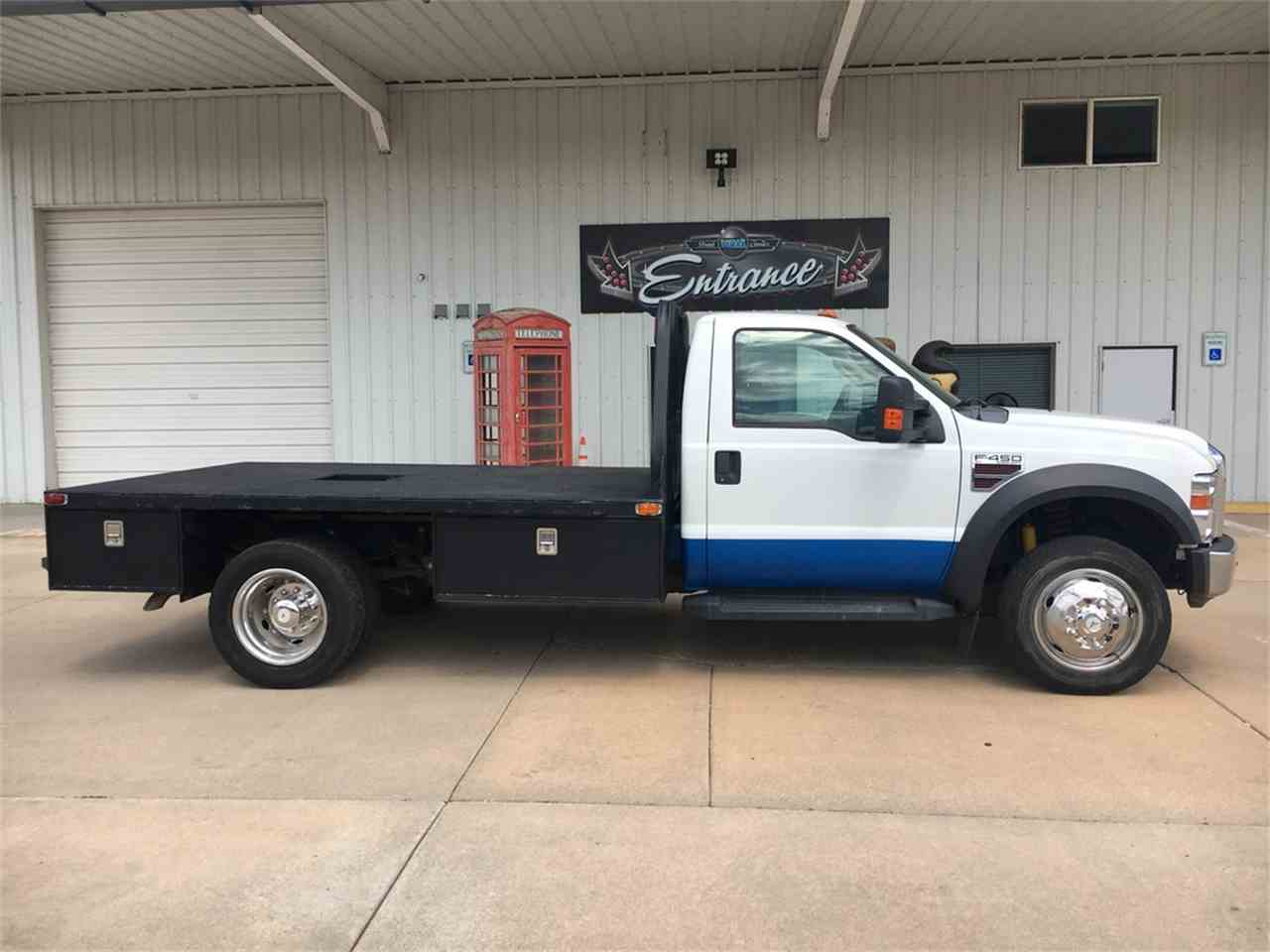 Large Picture of 2008 Ford F450 - LVT5