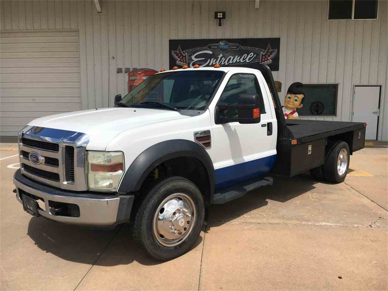 Large Picture of '08 Ford F450 located in Arvada Colorado - LVT5
