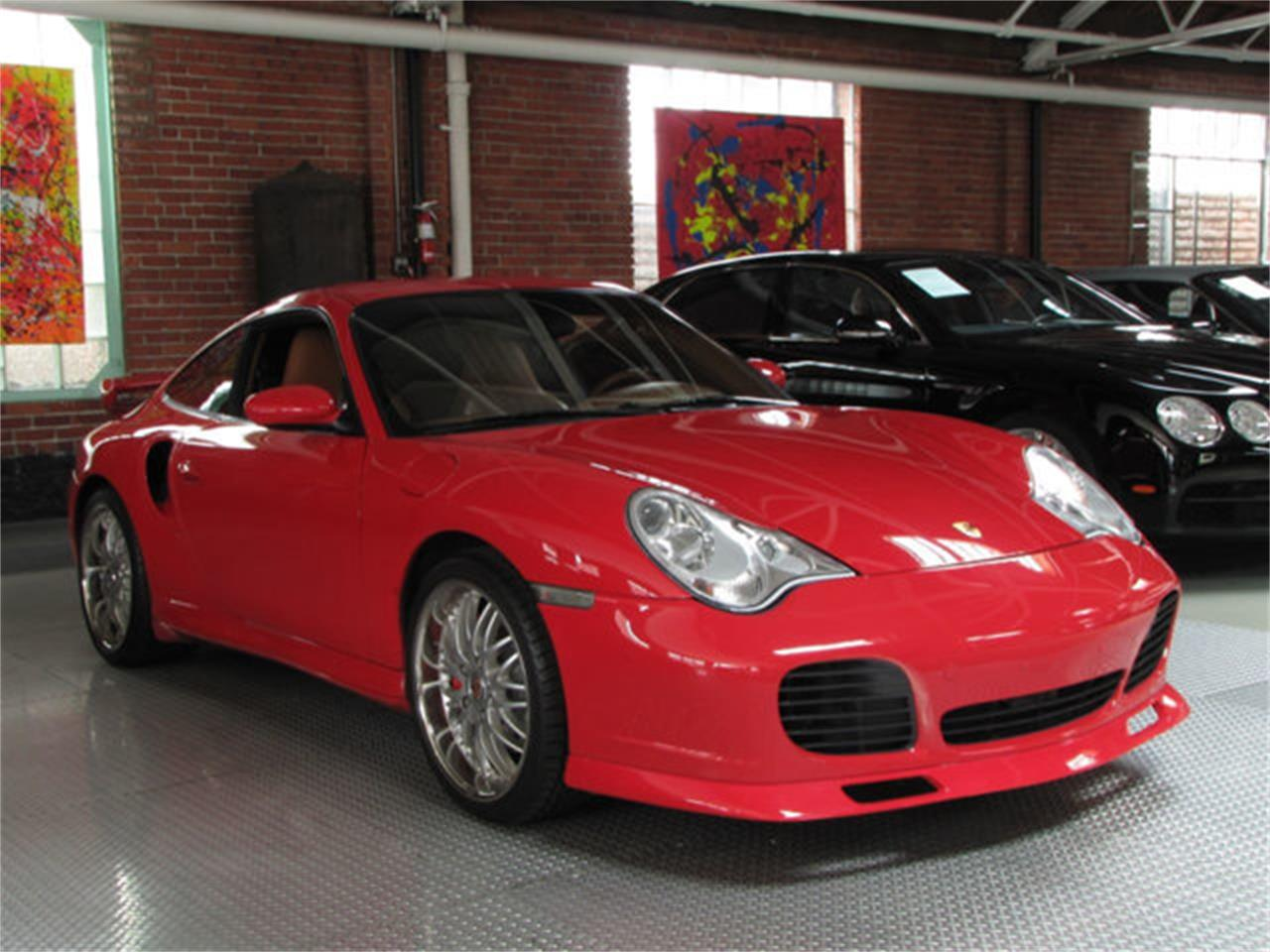 Large Picture of '03 911 Carrera - LVT6