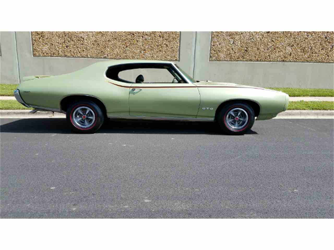 Large Picture of '69 GTO - LVTA