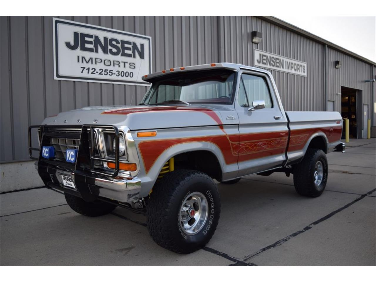 1978 Ford Truck >> For Sale 1978 Ford F150 In Sioux City Iowa