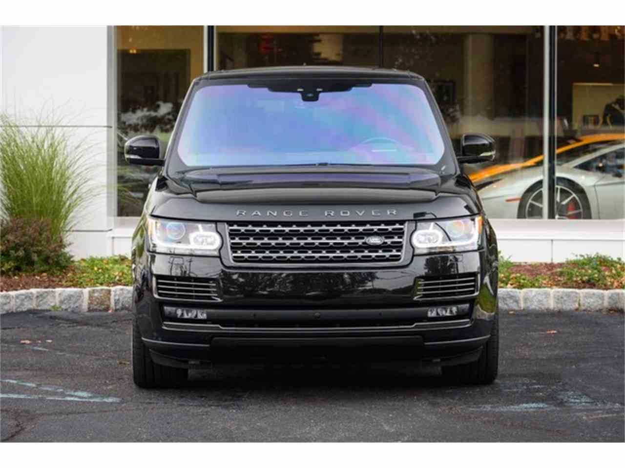 Large Picture of '17 Range Rover - LVU3