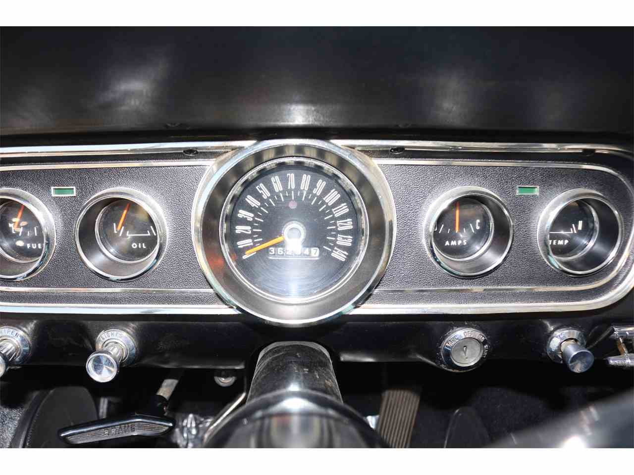 Large Picture of '66 Mustang - LVU7