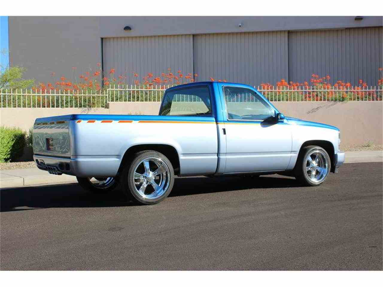 Large Picture of 1989 Chevrolet C/K 1500 located in Scottsdale Arizona Offered by Brown's Classic Autos - LVUA
