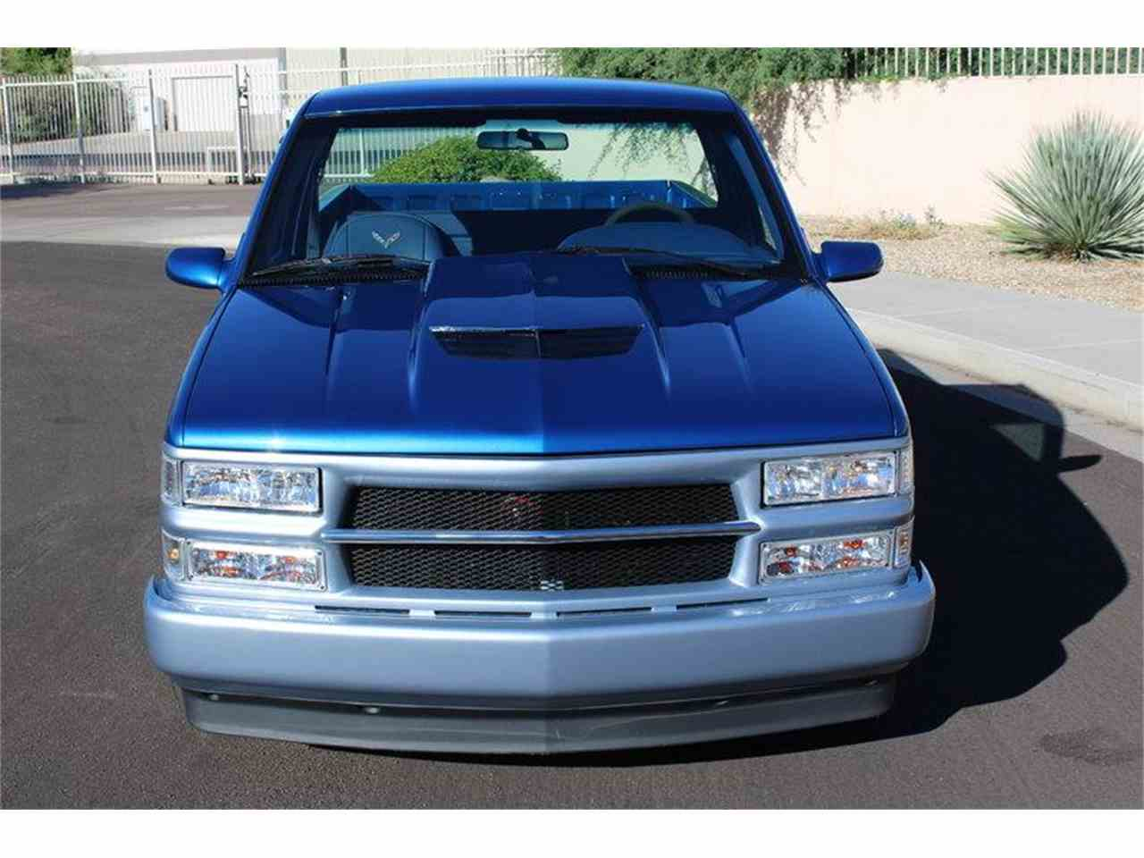 Large Picture of '89 Chevrolet C/K 1500 located in Scottsdale Arizona - $34,995.00 Offered by Brown's Classic Autos - LVUA