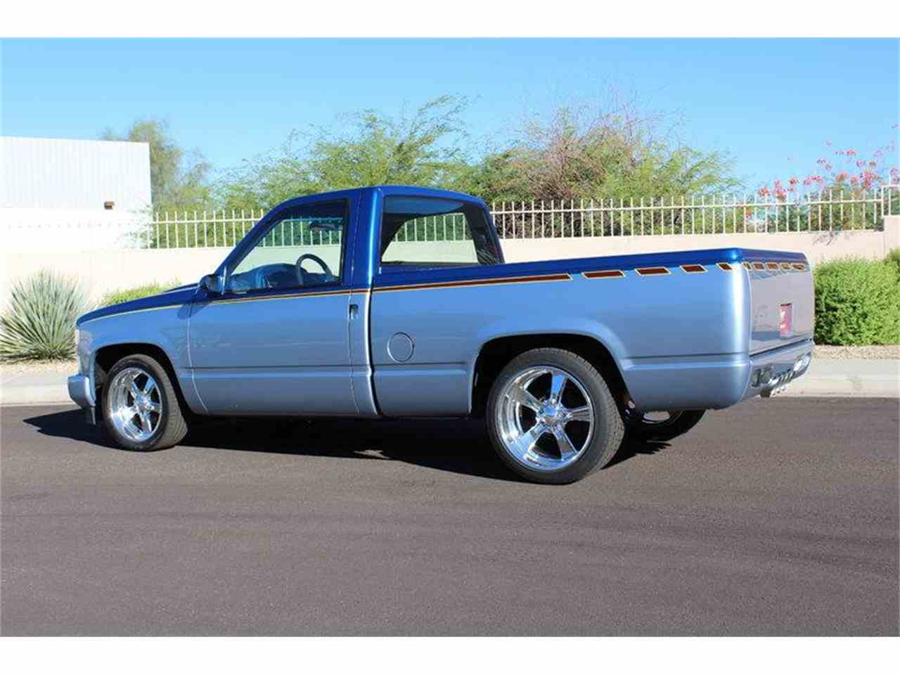 Large Picture of 1989 Chevrolet C/K 1500 located in Scottsdale Arizona - $34,995.00 Offered by Brown's Classic Autos - LVUA