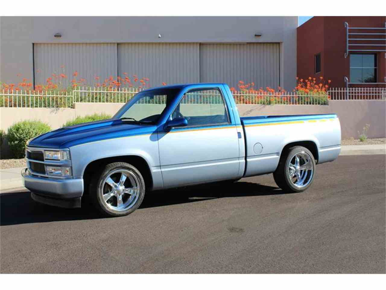Large Picture of 1989 Chevrolet C/K 1500 Offered by Brown's Classic Autos - LVUA