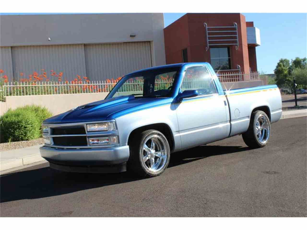 Large Picture of 1989 Chevrolet C/K 1500 located in Arizona Offered by Brown's Classic Autos - LVUA