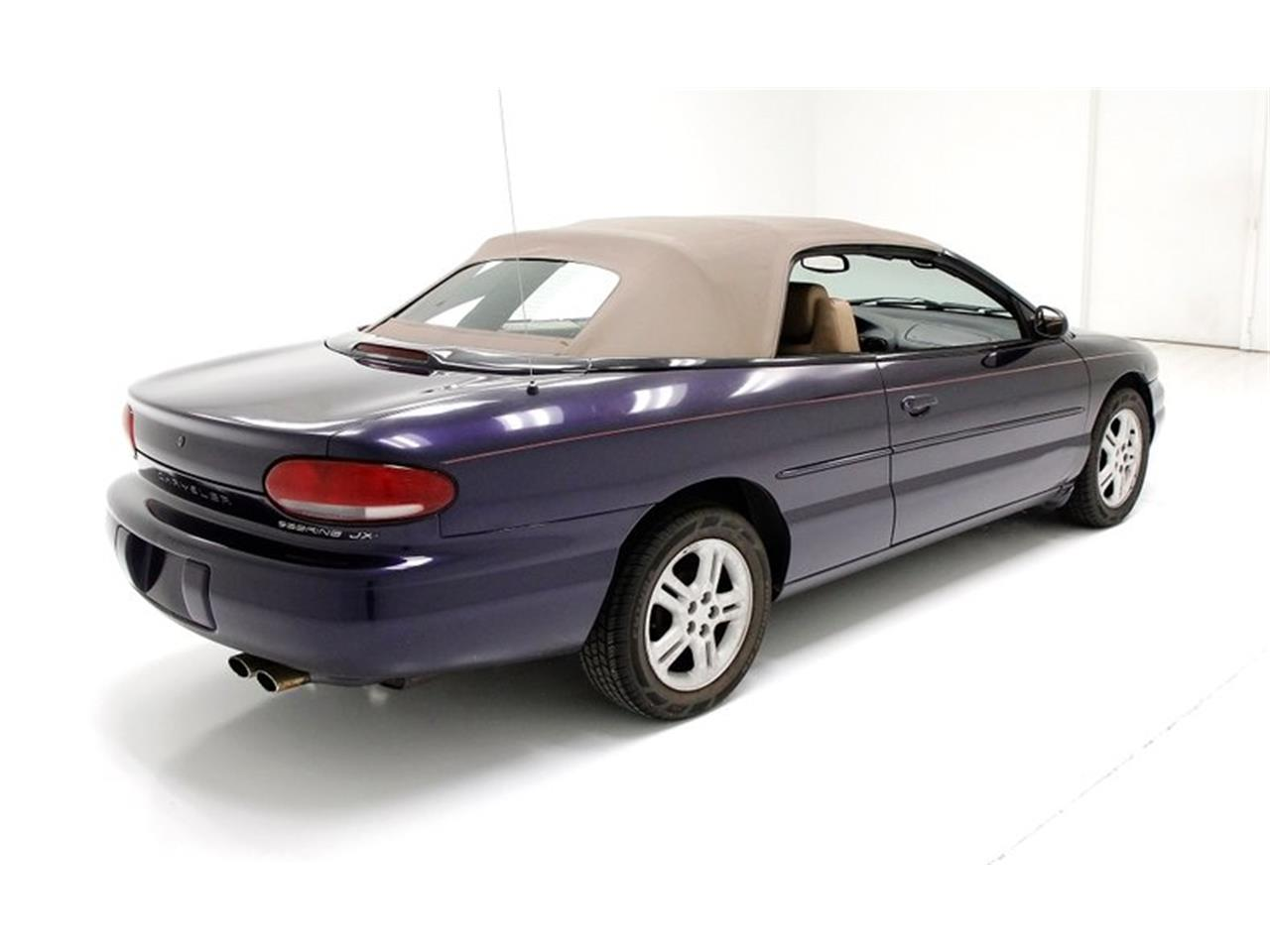 Large Picture of '97 Chrysler Sebring located in Pennsylvania - $7,995.00 - LVUB