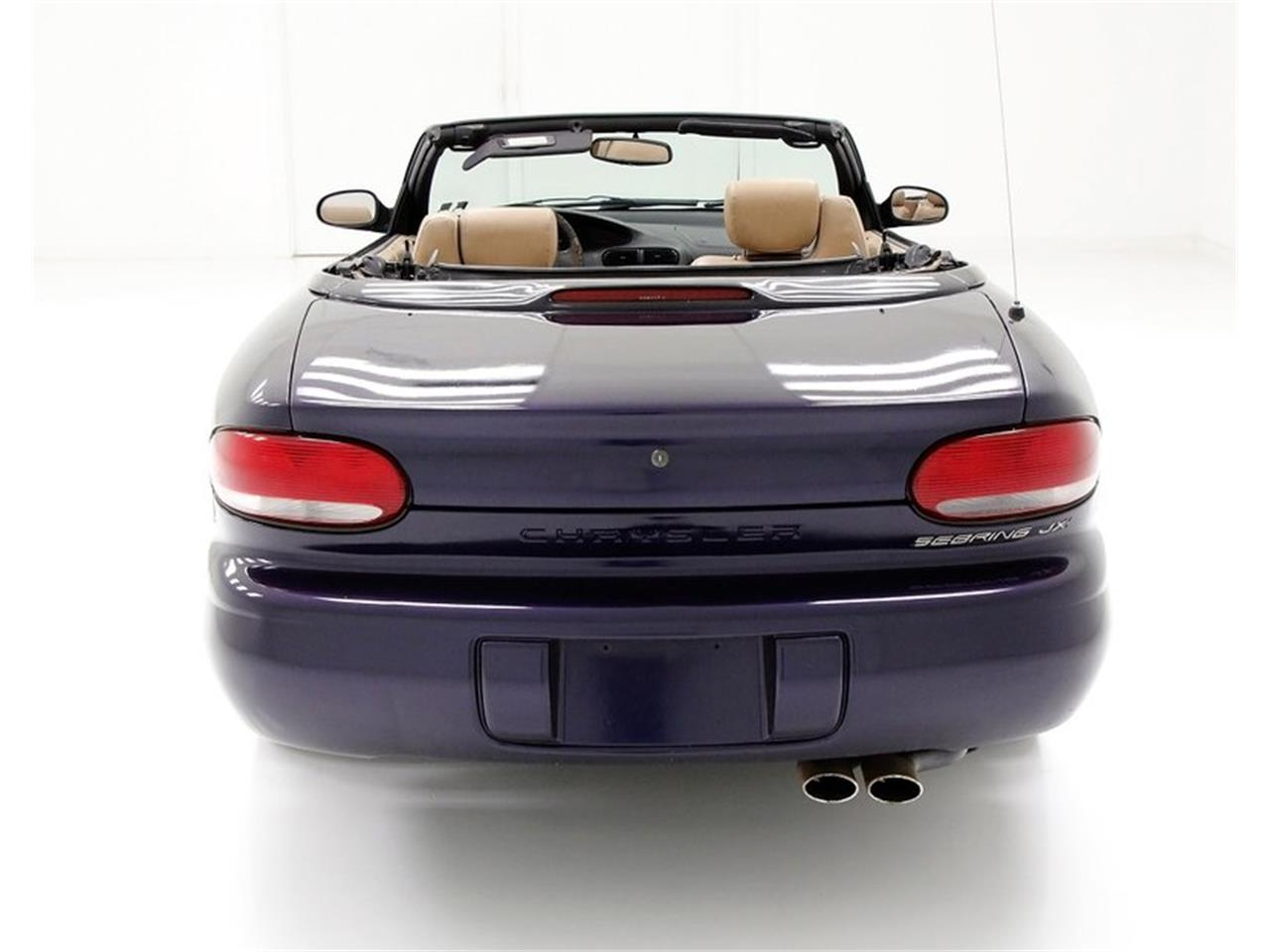 Large Picture of '97 Sebring located in Pennsylvania Offered by Classic Auto Mall - LVUB