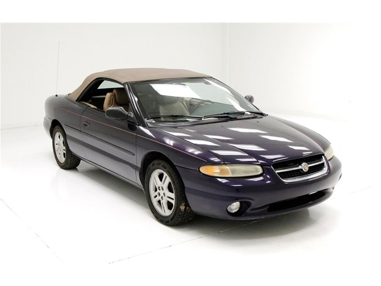 Large Picture of 1997 Chrysler Sebring located in Pennsylvania - LVUB
