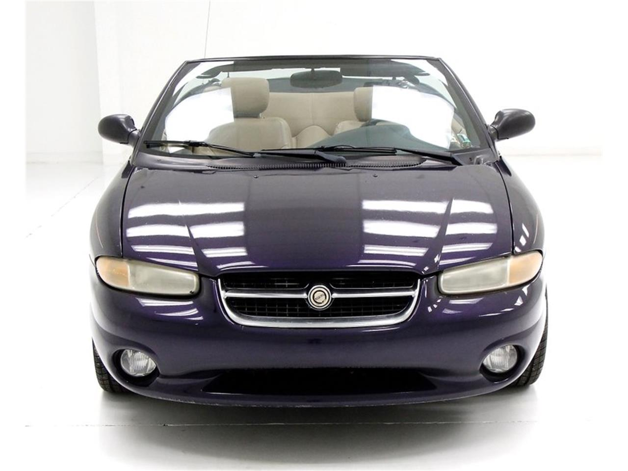 Large Picture of '97 Chrysler Sebring located in Morgantown Pennsylvania - $7,995.00 Offered by Classic Auto Mall - LVUB