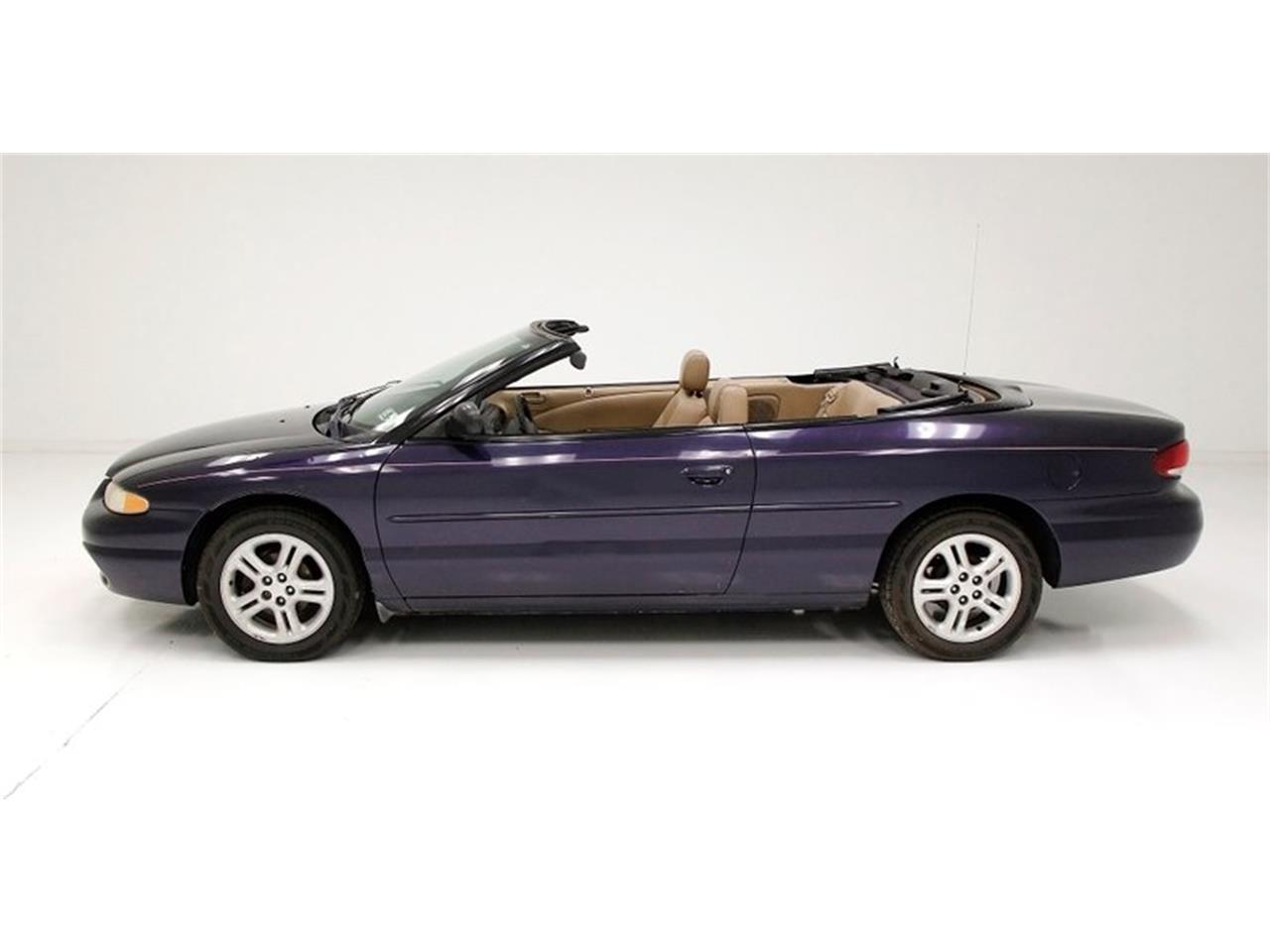 Large Picture of 1997 Chrysler Sebring - LVUB