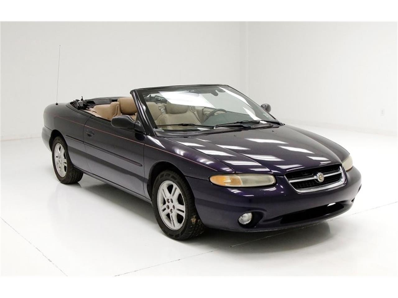 Large Picture of 1997 Chrysler Sebring Offered by Classic Auto Mall - LVUB