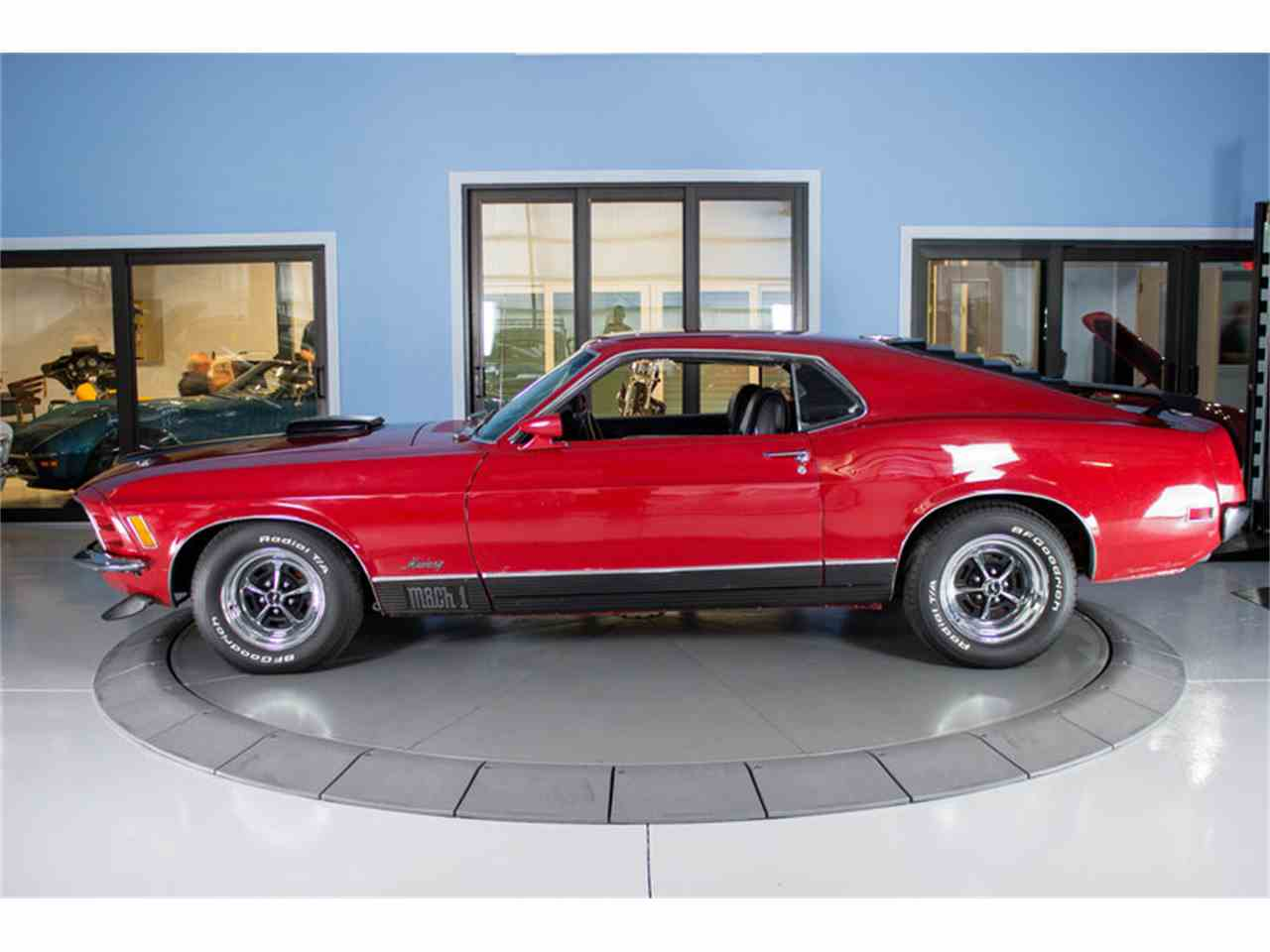 Large Picture of Classic '70 Ford Mustang Mach 1 located in Palmetto Florida Offered by Skyway Classics - LVUC