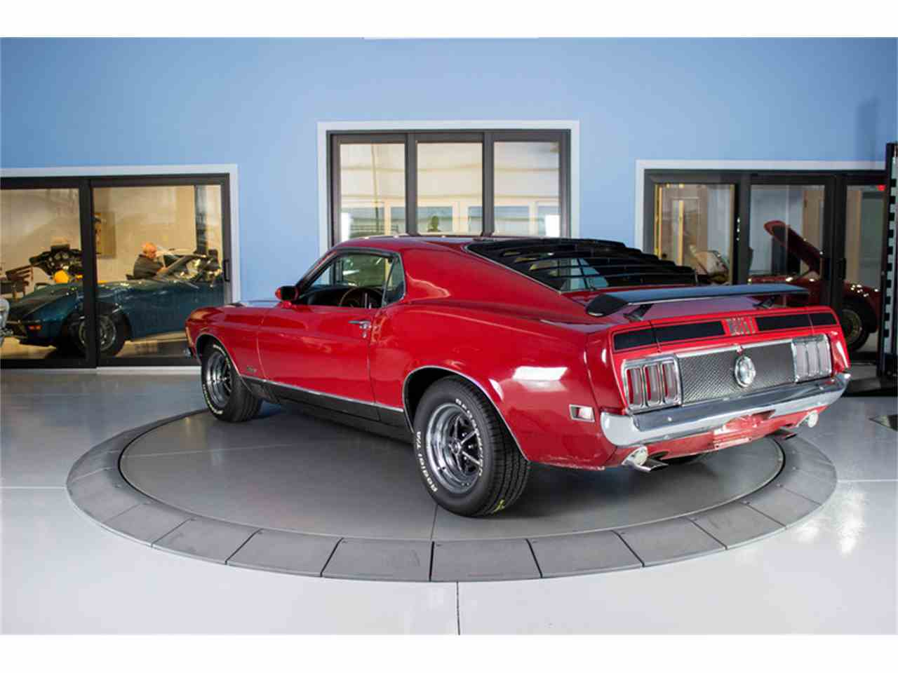 Large Picture of Classic '70 Ford Mustang Mach 1 located in Florida Offered by Skyway Classics - LVUC