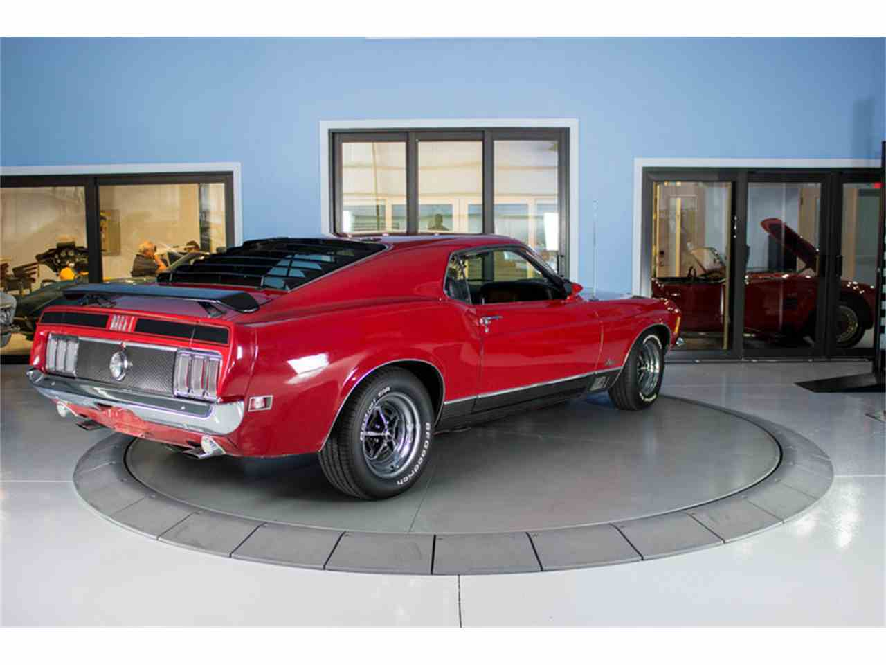 Large Picture of Classic 1970 Ford Mustang Mach 1 located in Palmetto Florida - $45,997.00 Offered by Skyway Classics - LVUC