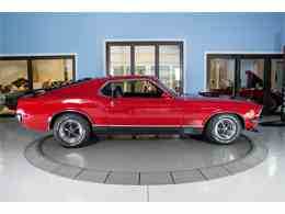 Picture of 1970 Mustang Mach 1 located in Palmetto Florida - LVUC