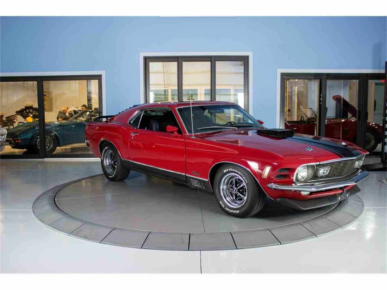 Large Picture of Classic '70 Mustang Mach 1 located in Florida Offered by Skyway Classics - LVUC