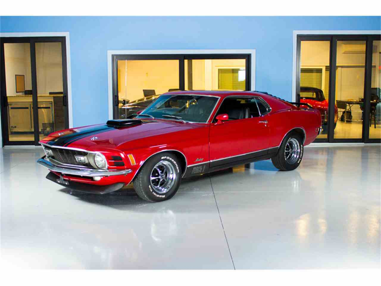 Large Picture of '70 Mustang Mach 1 located in Florida - $45,997.00 Offered by Skyway Classics - LVUC