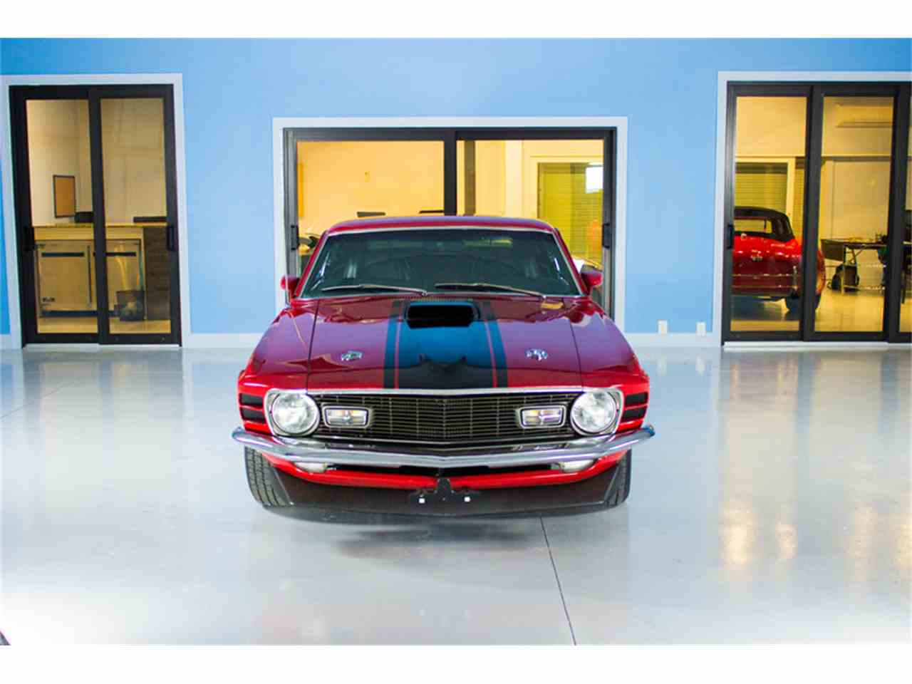 Large Picture of 1970 Ford Mustang Mach 1 located in Palmetto Florida - LVUC