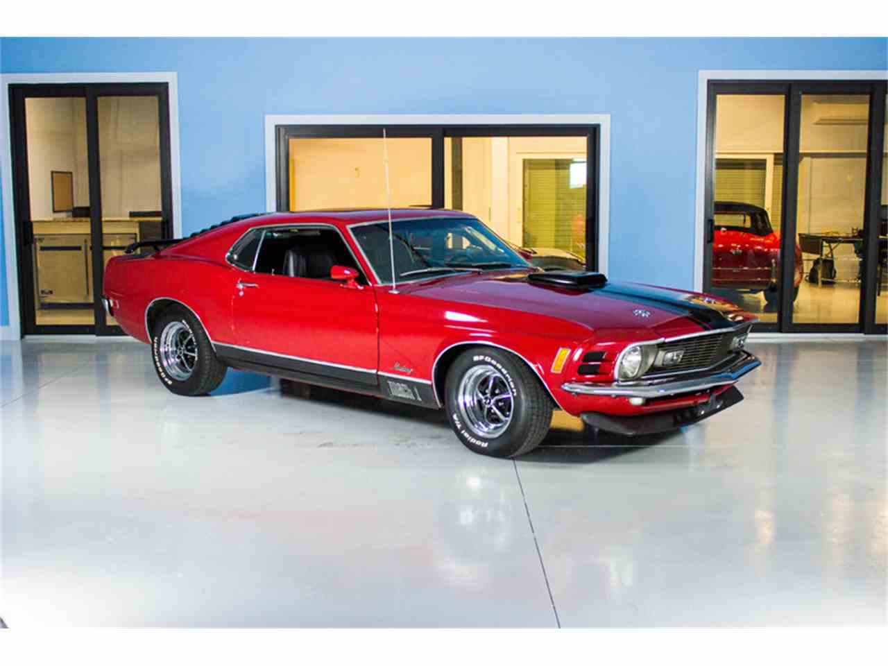 Large Picture of 1970 Mustang Mach 1 - $45,997.00 Offered by Skyway Classics - LVUC