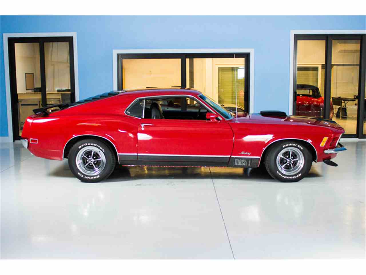 Large Picture of Classic 1970 Ford Mustang Mach 1 - $45,997.00 - LVUC