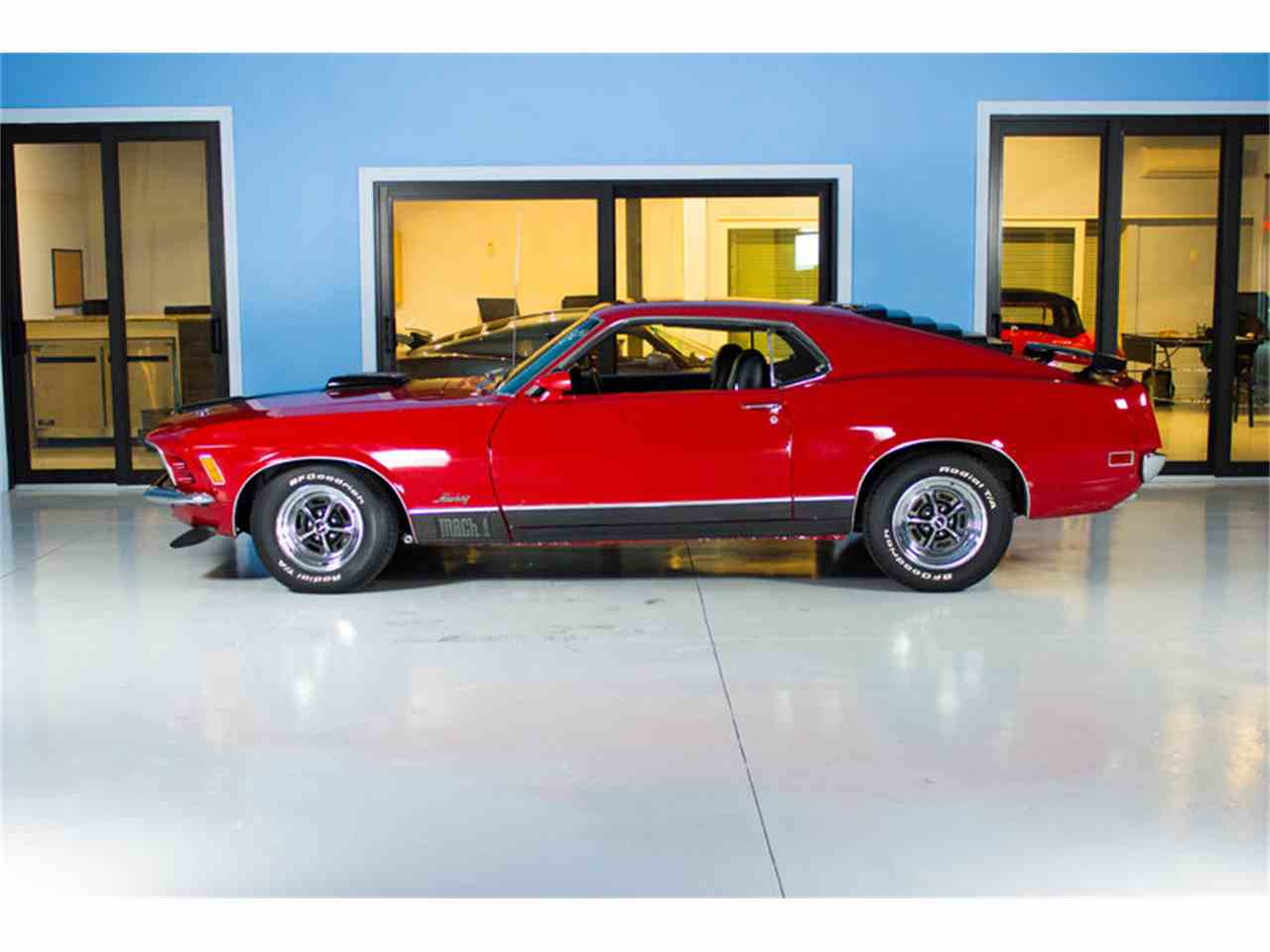Large Picture of '70 Ford Mustang Mach 1 - $45,997.00 Offered by Skyway Classics - LVUC
