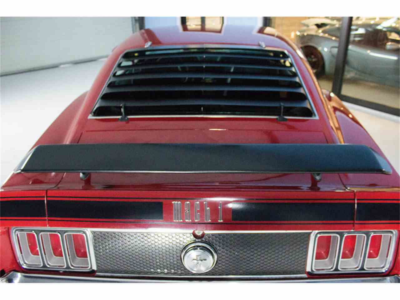 Large Picture of 1970 Mustang Mach 1 Offered by Skyway Classics - LVUC