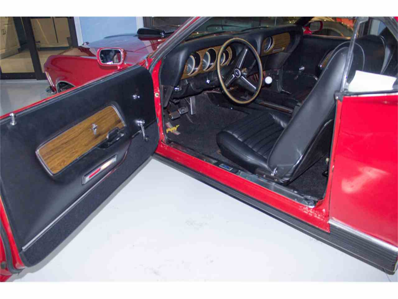Large Picture of 1970 Mustang Mach 1 located in Palmetto Florida - LVUC